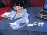 Droga, 19 misure cautelari in 4 regioni