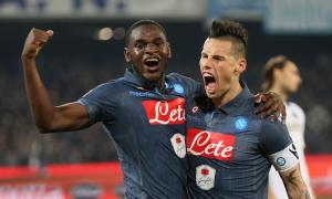 il Napoli stende il Sassuolo 2-0: ora la Roma ha paura…