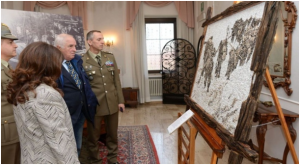 Caserma di Prampero: a Udine le opere di 29 artigiani artistici simboleggiano la Grande Guerra
