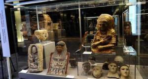 Musei: ministro Franceschini inaugura nuovo Egizio