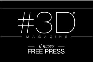 Al Plart di Napoli lunedì 13 aprile, presentazione del free press al femminile #3D Magazine