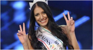 Miss Italia: studia logopedia, 'Missione far sentire parola'