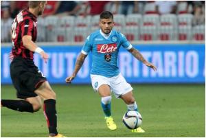 Calcio:Napoli battuto 3-2 a Nizza in amichevole