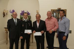 Donazione a Comune da coppia gay Usa in vacanza ad Anacapri