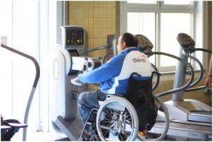 Casa-palestra per disabili, allenarsi a vivere soli