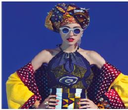Moda: Stella Jean lancia capsule in difesa diritti donne