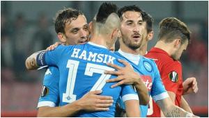 Uragano Napoli: ora è ai sedicesimi di Europa League