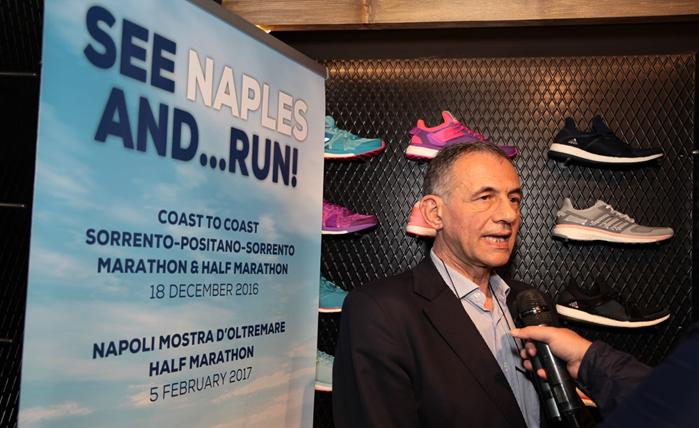 Napoli Running. Presentata la