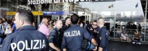 Piazza Garibaldi: rapinatori bloccati mentre tentano di rapinare una turista: 2 pregiudicati in manette
