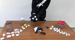 Criminalità Rione Traiano e Pianura: arrestato 25enne  per spaccio di cocaina