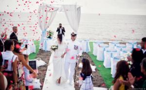 """Al Kora di Pozzuoli il """"Beach Wedding Parti in Party"""" Con Le Spose di Gianni Molaro-fotogallery"""