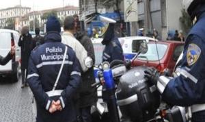 Napoli: Movida e strade sicure, i controlli della polizia municipale