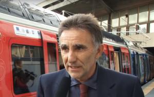 Trasporti:Eav;De Gregorio, proficuo incontro con i sindacati