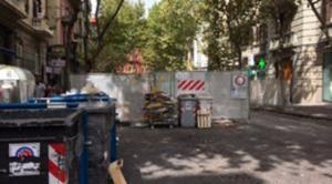"""Vomero-Arenella: """"La collina dice basta a cantieri e scavi"""""""