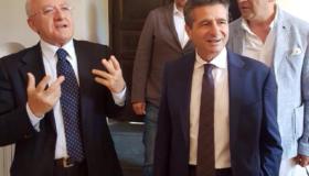 In Visita al Convento di S.Vito a Marigliano due ospiti D'eccezione!