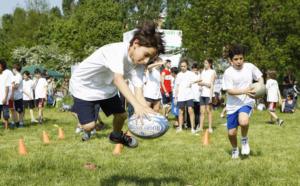 Rugby nei Parchi: arriva al Parco Virgiliano