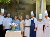 Palazzo Marziale: un evento per 5 chef