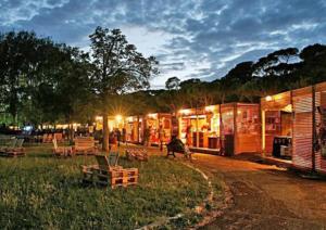 Musica e gastronomia si incontrano a Villa Ada