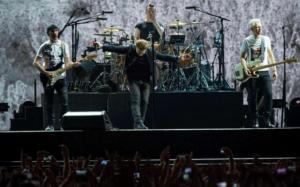 Grande successo per la notte degli U2, febbre all'Olimpico