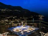 """""""Positano gourmet"""" all'hotel Le Agavi di Positano  Cena a 4 mani con gli chef Luigi Tramontano e Fabrizio Albini"""