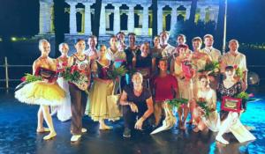Maratona d'estate 2017, a Paestum è successo del festival della danza di Stefano Forti