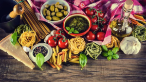 La Dieta mediterranea non è (solo) una dieta alimentare