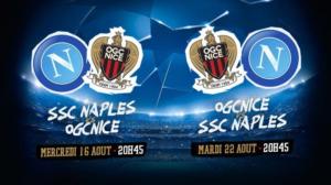 Champions League, sarà Napoli-Nizza! L'andata al San Paolo. Ecco le date