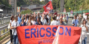 Vertenza Ericsson:la Regione al Fianco dei lavoratori