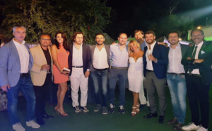 "Cena di beneficenza degli Avvocati, ""Lawyers and friends party "" celebrata a Posillipo"