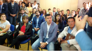 """Cerimonia di Consegna """"Tesserino"""" ai Giornalisti Pubblicisti"""