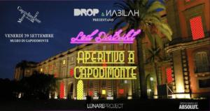 Una cornice d'eccezione per gli aperitivi serali di DROP: venerdì sera al Museo di Capodimonte