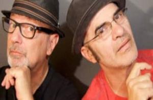 Caputo e Baccini insieme in album Chewing gum blues