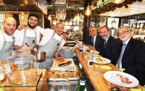 Cucina italiana all'estero, il numero 1 e' a Copenaghen