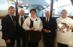 Accademia Italiana Della Cucina: Premio Silvana Cariello 1° Edizione 2017