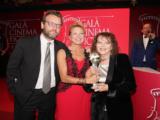 Galà del Cinema e della Fiction: tutti i premiati della cerimonia conclusiva-fotogallery