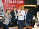 Totò Sapore festeggia con gran consensi il suo successo