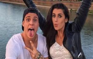 Valentina Vignali e Stefano Laudoni, fine di una bella storia d'amore
