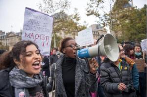 Molestie: A Hollywood una marcia contro gli abusi sessuali