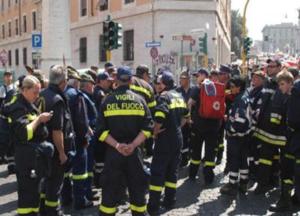 """Sciopero vigili del fuoco, """"a Caserta adesione al 98%"""""""