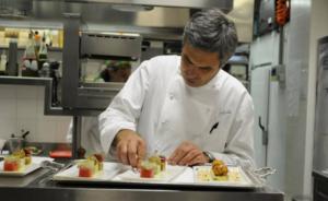 """Capodanno: menu veg dello chef stellato """"Leemann"""""""