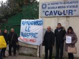 """Moretto, istituto Cavour di Via Nicolardi: """"Sport negato per inefficienza del Comune"""""""