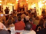 """Grande successo per la presentazione del libro """"Il Tempo Sospeso"""" di Rita Adinolfi"""