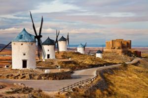 Mulini a vento: ecco i più belli d'Europa