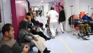 Influenza:Asl Na1;picco di accessi,contromisure in direttiva