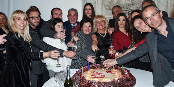 """Grande successo per la VII edizione di """"L'Amore è"""", il Charity-fotogallery"""