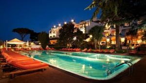 Turismo: Capri Palace nella top ten della Leading Hotels