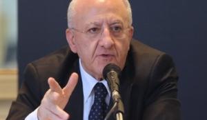 Inchiesta Napoli: De Luca, la Campania è un modello nazionale di rigore e trasparenza