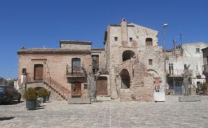 Aliano, un paesaggio incantato in Basilicata
