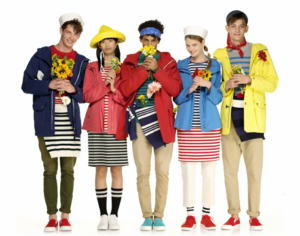 Moda: fiori e liberta' in campagna Benetton firmata Toscani
