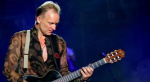 Musica: Sting in concerto a Napoli il 30 luglio